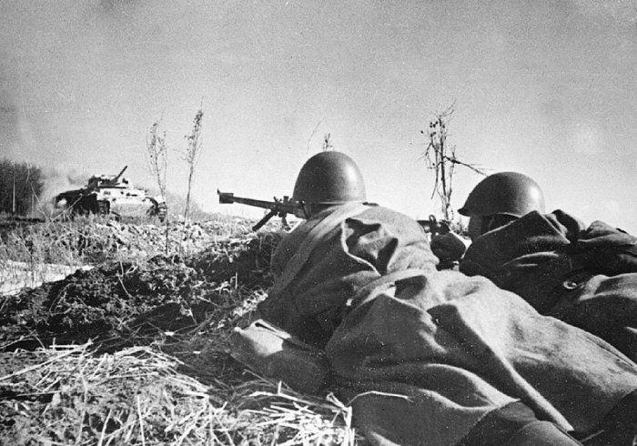 Фотоальбомы - История великой отечественной войны, фотохроника.